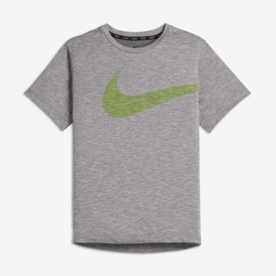 Купить Футболка для тренинга мальчиков школьного возраста Nike Breathe