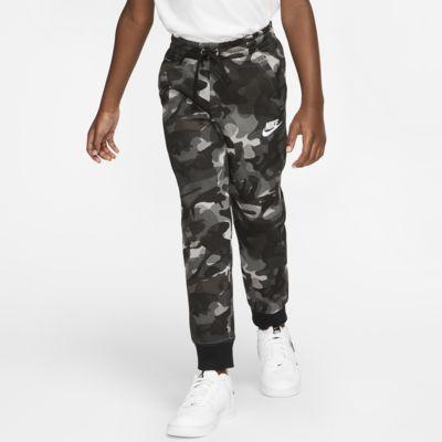 Nike Sportswear Club Fleece Little Kids' Cuffed Pants