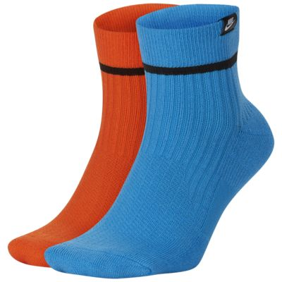 Nike SNKR Sox 過踝襪(2 雙)