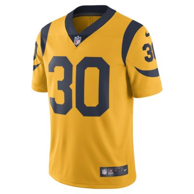 NFL Los Angeles Rams Limited (Todd Gurley) Men's Football Jersey