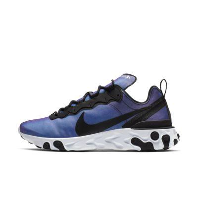 รองเท้าผู้ชาย Nike React Element 55 Premium