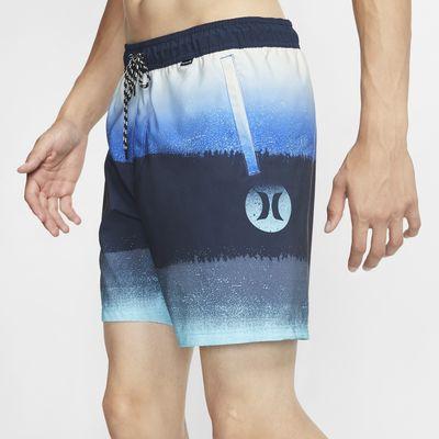 """Shorts da surf 17"""" Hurley Phantom Sunset - Uomo"""