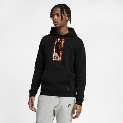 Ανδρική μπλούζα με κουκούλα NBA Nike CNY