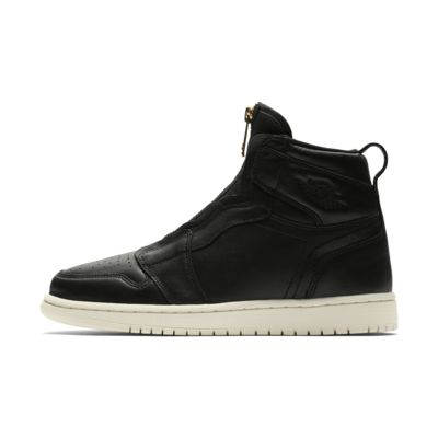 Женские кроссовки Air Jordan 1 High Zip  - купить со скидкой