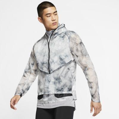 Męska kurtka z kapturem do biegania Nike Tech Pack