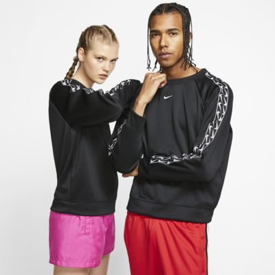 Mikina Nike Sportswear s logem a kulatým výstřihem