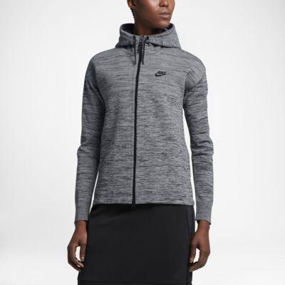 เสื้อแจ็คเก็ตผู้หญิง Nike Tech Knit