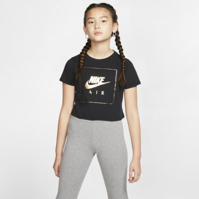 Nike Sportswear Older Kids' Crop Top
