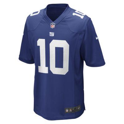 Męska domowa koszulka meczowa do futbolu amerykańskiego NFL New York Giants (Eli Manning)