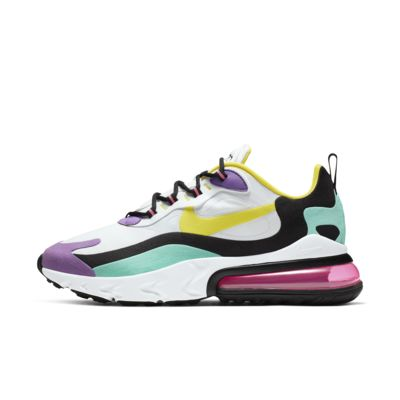 Nike Air Max 270 React (Geometric Abstract) Men's Shoes