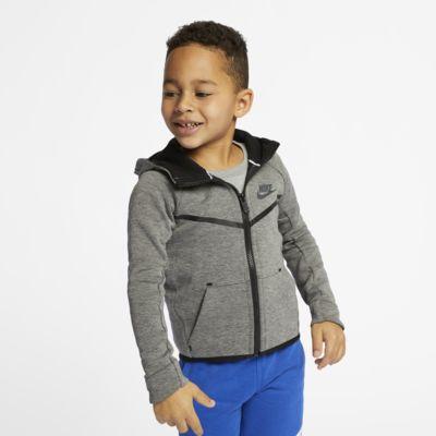 Nike Sportswear Tech Fleece Little Kids' (Boys') Hoodie