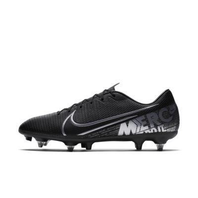 Nike Mercurial Vapor 13 Academy SG-PRO Anti-Clog Traction Botas de fútbol para terreno blando