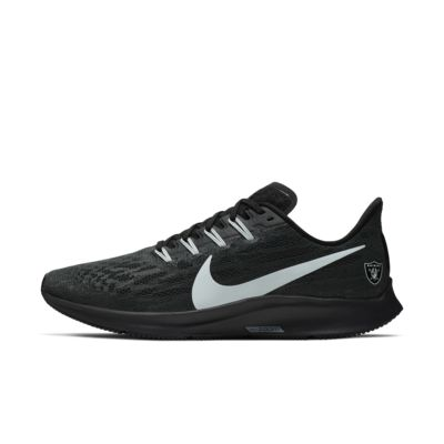 Nike Air Zoom Pegasus 36 (Raiders) Men's Running Shoe