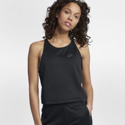 Camiseta de tirantes para mujer Nike Sportswear Tech Fleece