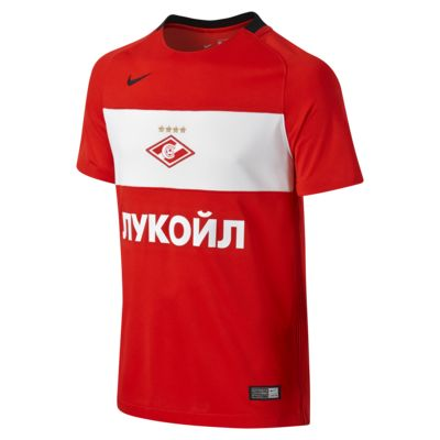 Купить Футбольное джерси для школьников 2016/17 Spartak Moscow Stadium Home (XS–XL)
