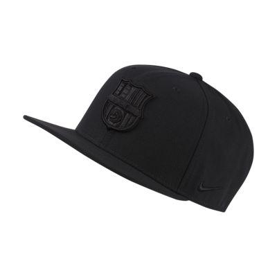 巴萨 Nike Pro 可调节运动帽