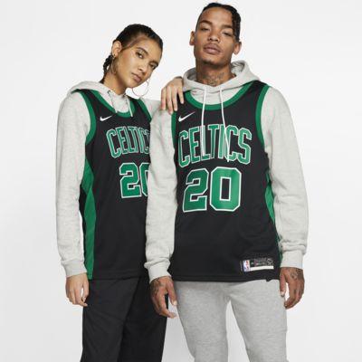 Camiseta conectada Nike NBA para hombre Gordon Hayward Statement Edition Swingman Jersey (Boston Celtics)