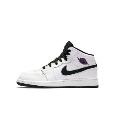 separation shoes e0274 a4412 NIKE. AIR JORDAN 1 MID OLDER KIDS  SHOE.