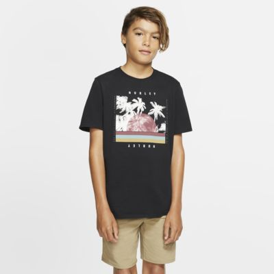 Hurley Premium Palm Retro Boys' Premium Fit T-Shirt