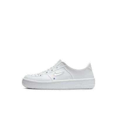 Calzado para niños talla pequeña Nike Foam Force 1