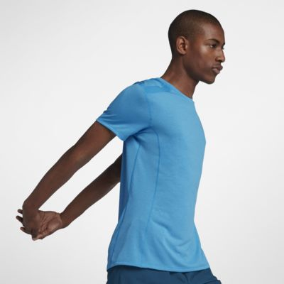 Nike Dri-FIT Miler Cool Men's Short-Sleeve Running Top
