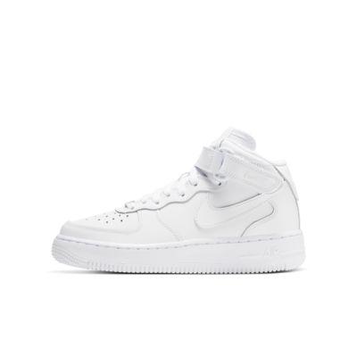 Bota Nike Air Force 1 Mid 06 pro větší děti