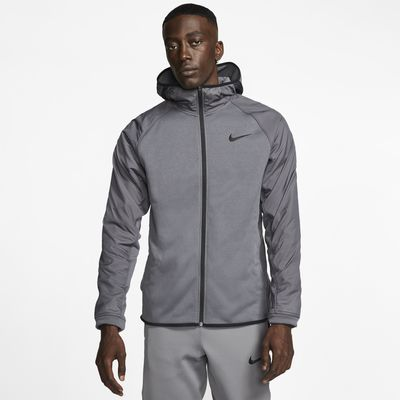 Nike Therma Men's Full-Zip Basketball Hoodie