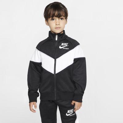 Nike Sportswear Younger Kids' Pullover Hoodie