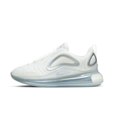 Женские кроссовки с радужными элементами Nike Air Max 720
