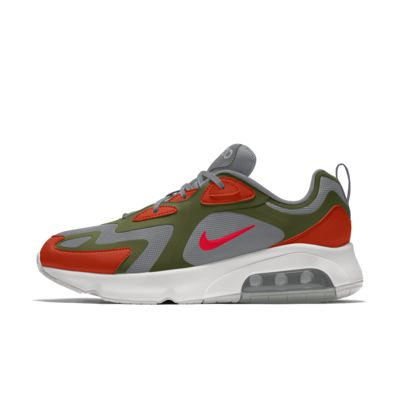 Scarpa personalizzabile Nike Air Max 200 By You - Donna