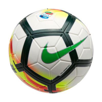 Купить Футбольный мяч Serie A Strike, Белый/Красный/Зеленый/Зеленый, 19053926, 11571319