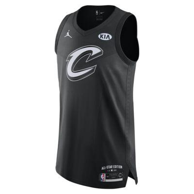 Купить Мужское джерси Jordan НБА LeBron James All-Star Edition Authentic Jersey с технологией NikeConnect