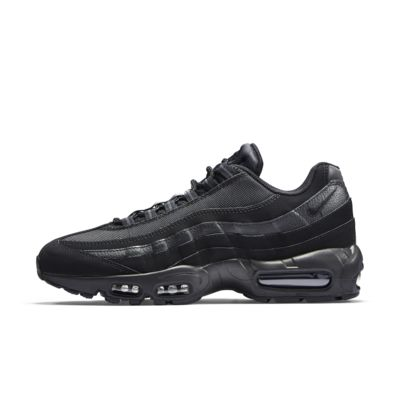 nike air force 95 black