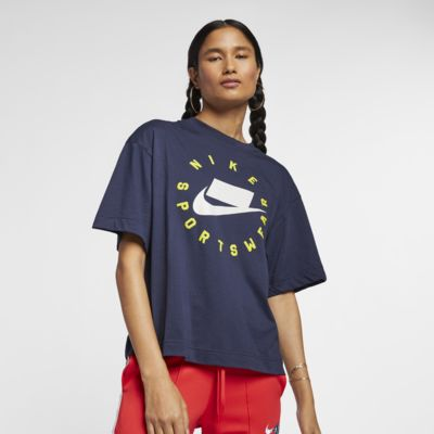 Nike Sportswear NSW Women's Short-Sleeve Top