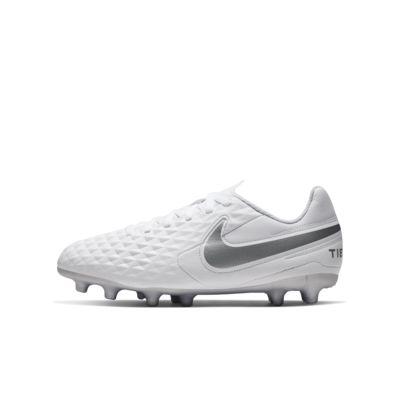 Chaussure de football multi-surfaces à crampons Nike Jr. Tiempo Legend 8 Club MG pour Enfant plus âgé