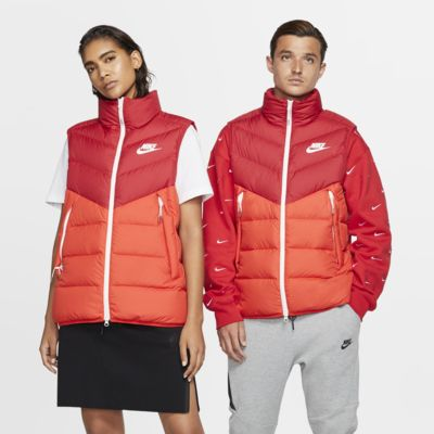 Nike Sportswear Windrunner-vest med dunfyld