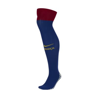 Chaussettes de football hautes FC Barcelona 2019/20 Stadium Home