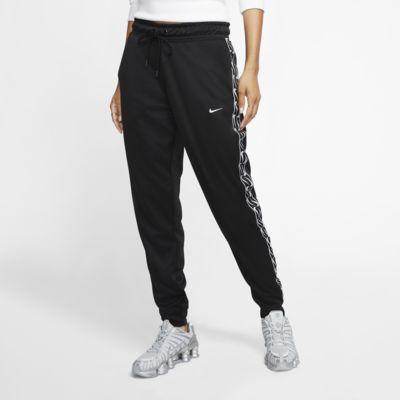 Pantalones de entrenamiento con logotipo para mujer Nike Sportswear