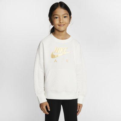 Haut en tissu Fleece Nike Air pour Jeune enfant