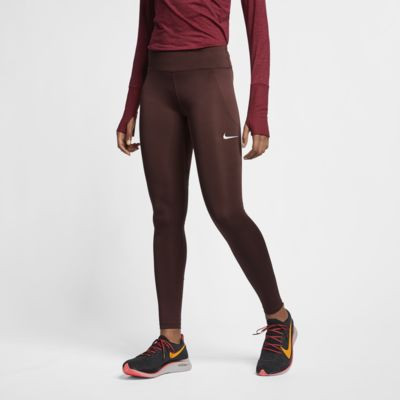 Tights da running Nike Fast - Donna