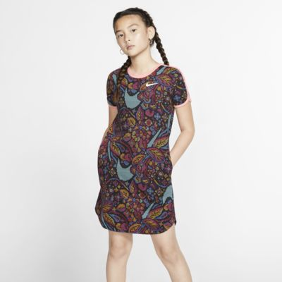 Vestido Swoosh para niña Nike Sportswear