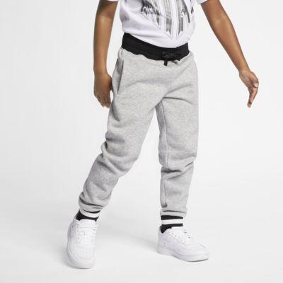 Flísové kalhoty Nike Air pro malé děti