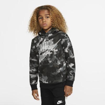 Nike Little Kids' Fleece Pullover Hoodie