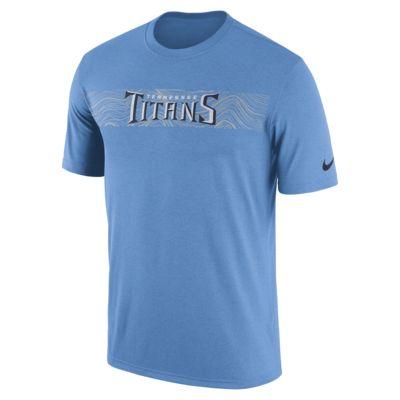 Tee-shirt Nike Dri-FIT Legend Seismic (NFL Titans) pour Homme
