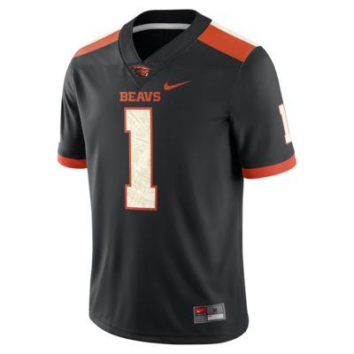 Nike College Dri-FIT Game (Oregon State) Men's Football Jersey