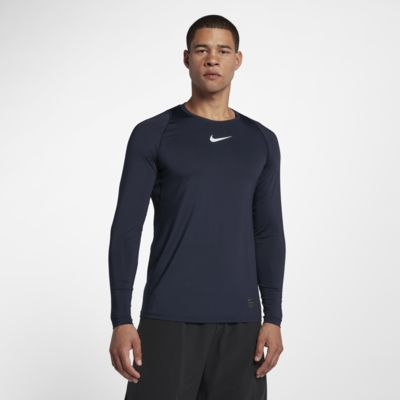 Nike Pro Men's Long-Sleeve Fitted Top