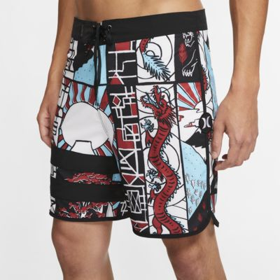 Hurley Phantom Block Party Yabai Men's 46cm (approx.) Boardshorts