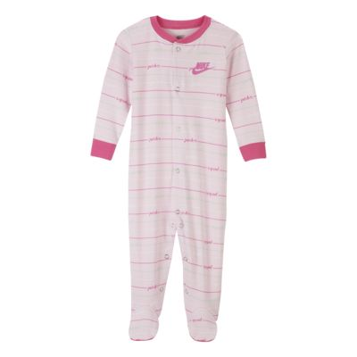 Nike Baby (0-9M) Footed Coverall