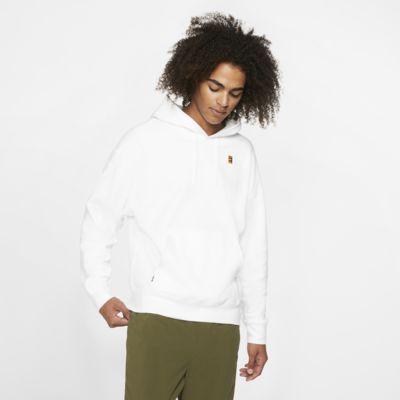 Sudadera con capucha de tenis de tejido Fleece para hombre NikeCourt
