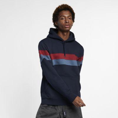 Nike SB Icon Striped Skate Hoodie
